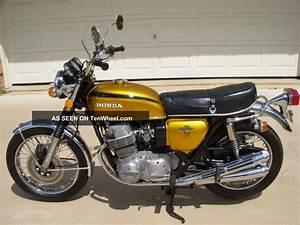 1972 Cb750 Honda