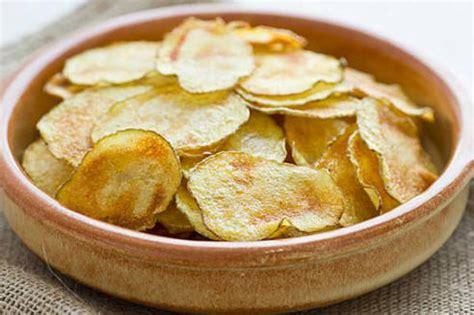 chips maison au four 224 micro ond
