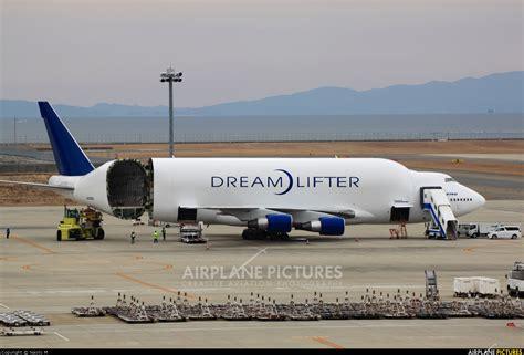 N780BA - Boeing Company Boeing 747-400LCF Dreamlifter at ...