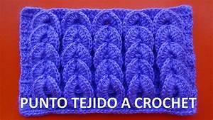Crochet En S : punto tejido a crochet trenzas en relieves para bufandas y ~ Nature-et-papiers.com Idées de Décoration