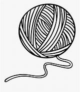 String Ball Clipart Yarn Outline Transparent Clipartkey Clipground Pngio sketch template