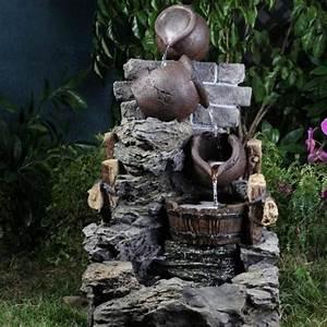 Fontaine Circuit Fermé : fontaine de jardin pas cher top fontaine de jardin pas ~ Premium-room.com Idées de Décoration