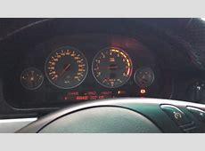 BMW 530i E39 with M5 Cluster OdometerDashBoard