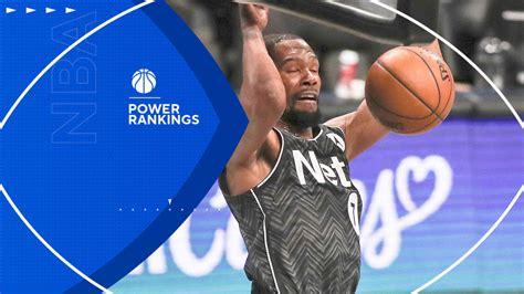 NBA Power Rankings: Kevin Durant return powers Nets' rise ...