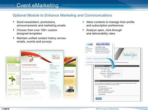 cvent custom template cvent meetings events