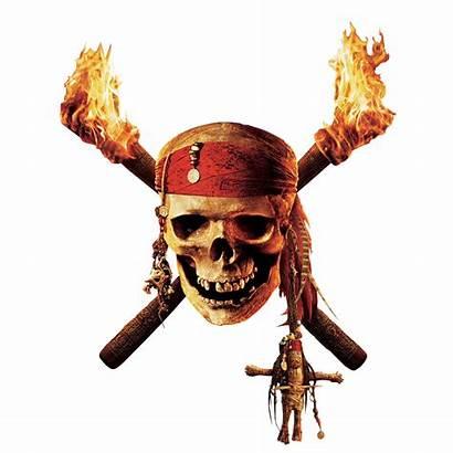 Pirate Pirates Caribbean Piratas Caribe Transparent Skull