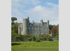 Castlewellan Castle © Eric Jones Geograph Ireland