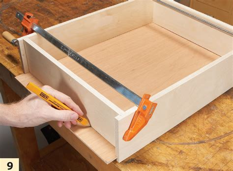 how to build a drawer fast and easy drawer boxes popular woodworking magazine