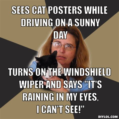 Lady Memes - crazy cat lady meme generator image memes at relatably com