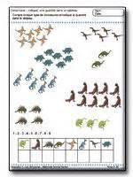 begeleide  zelfstandige activiteit vormenspel dinos dinosaurs pinterest dinosaurier