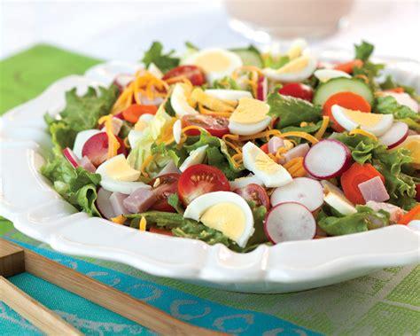 Sensational Spring Salads | Southern Lady Magazine