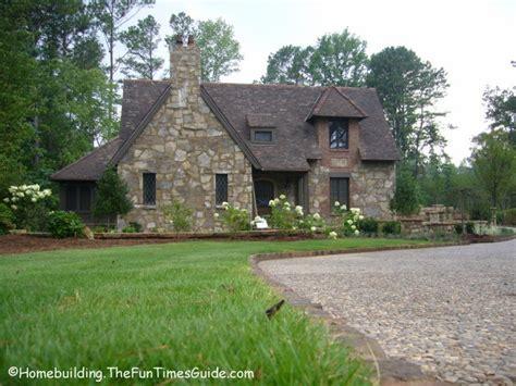 English Cottage Style Homes English Tudor Style Cottage