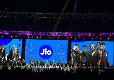 reliance jio launches 4g service for employees