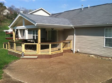 decking roof ideas deck roof pictures and ideas