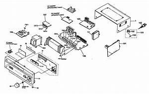 Sony Receiver Parts