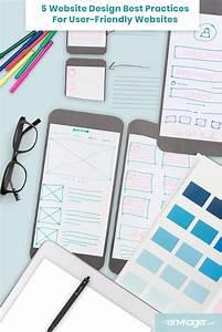 5 Website Design Best Practices For User