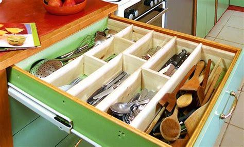 fabriquer des compartiments dans un tiroir
