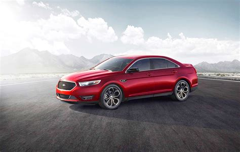 2019 Ford Taurus Interior And Exterior  Just Car Review