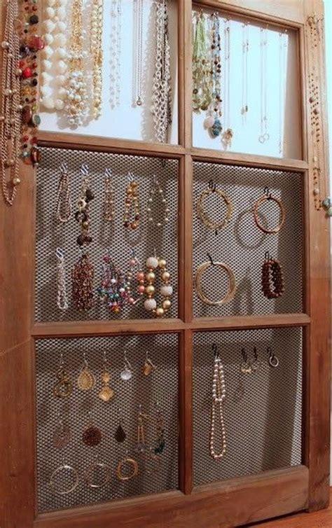 creative jewelry storage display ideas styletic