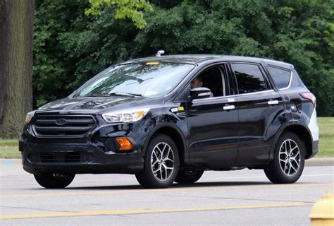 Next Ford Explorer Redesign by 2020 Ford Escape Redesign Hybrid Release Date Price