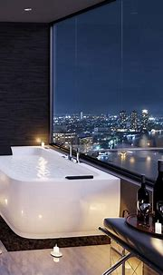 21 luxurious bathroom with dream tubs that will fantasies ...