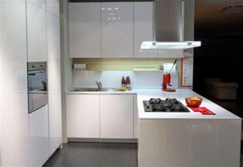 cocinas modernas  espacios pequenos