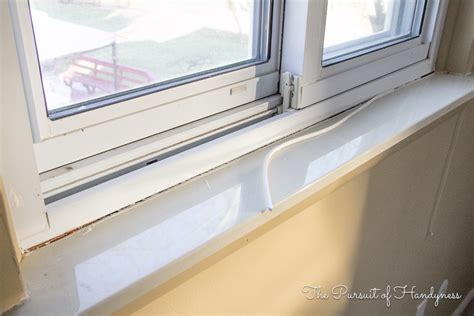 Window Sills by Diy Window Sill And Trim My Recent Project