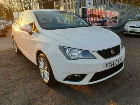 seat ibiza   ps sportcoupe  toca  months