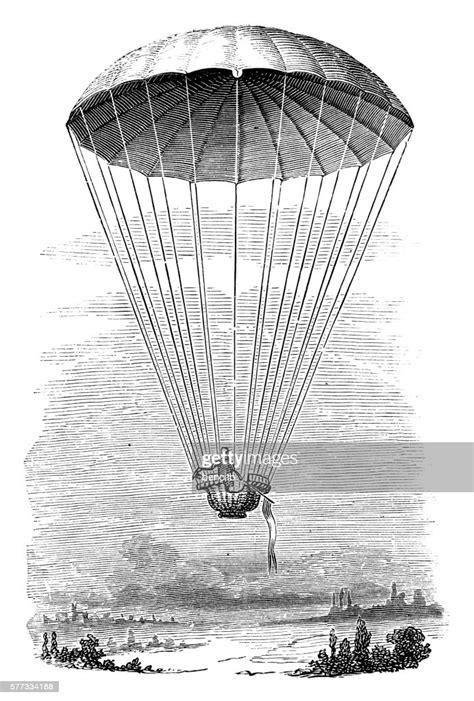 Parachute Illustrationer - Getty Images