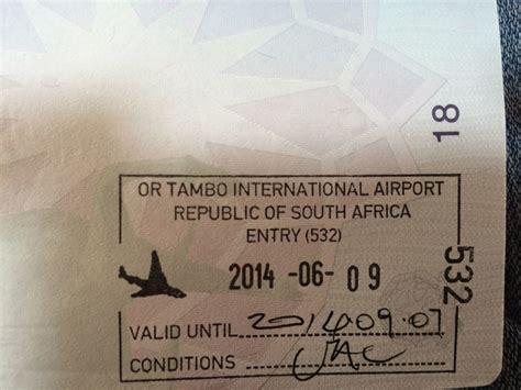consolato messico roma sudafrica visto visa on arrival e ambasciate