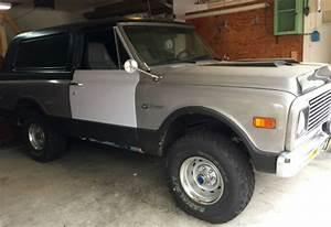 1972 Chevrolet K5 Blazer  350  4wd    4x4  Manual