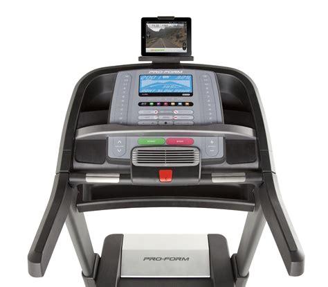 Kitchen Gadget Gift Ideas - treadmill with ipad holder