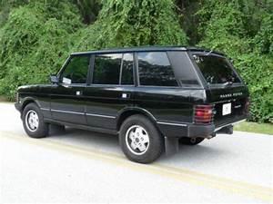 1993 Range Rover Fuse Box