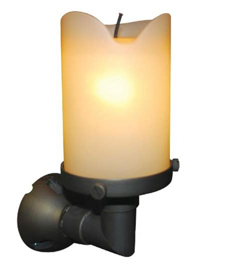 12v wall candle sconce w204b sc 9v 15v yard