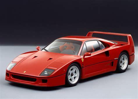 Ferrari F40 80's Classic-fast Car Wallpaper 130