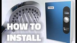 How To Install An Eemax Electric Tankless Water Heater