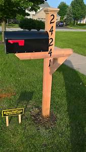 Premium, Cedar, Custom, Nantucket, Mailbox, Post, Package, In, Plainfield, -, Mailbox, Fast