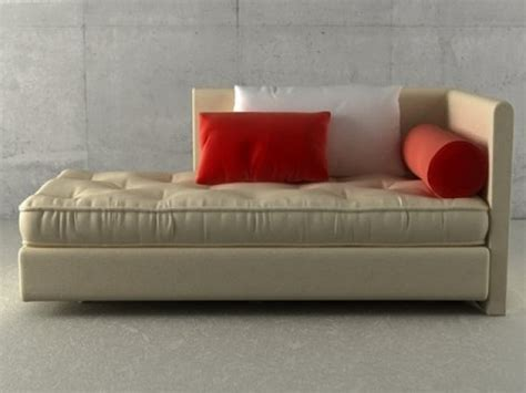 nomade chaise left 3d model ligne roset