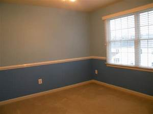 this crazy little life of ours big boy bedroom 102 With wall paint ideas with chair rail