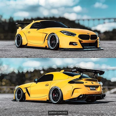 Now the 2020 z4 only comes as a convertible and there is no coupe version this time. Bmw Z4 2020 Yellow | BMW Cars Top