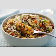 Mediterranean Israeli Couscous Recipe