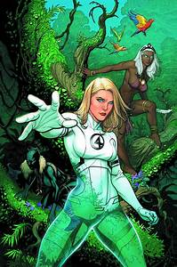 Champion vs Champion. Invisible Woman vs Power Girl ...