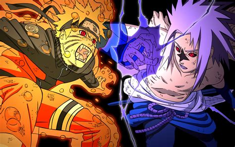 Naruto Vs Sasuke Final Battle Wallpaper 2016 #39236