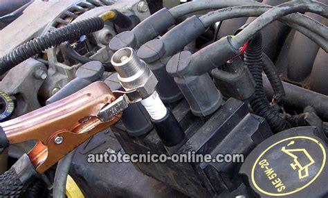 parte  como probar la bobina de encendido ford