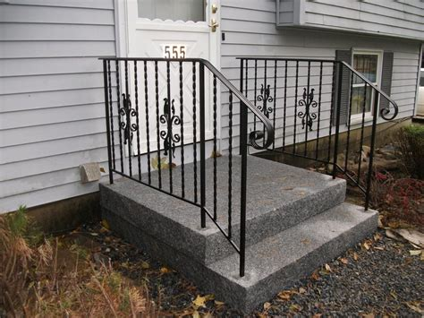 Amazing Railings For Outdoor Stairs