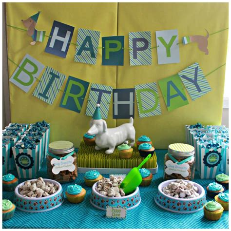 birthday party ideas 1st birthday party ideas hot dog puppy 1st birthday party project nursery