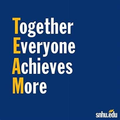 Quotes Clipart Clip Motivational Inspirational Team Teamwork