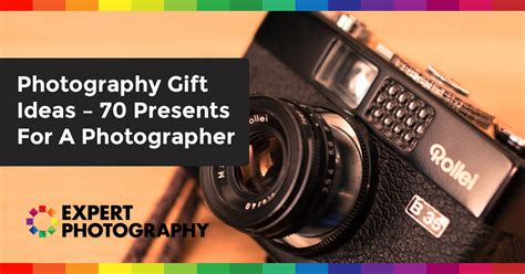 photography gift ideas  presents   photographer