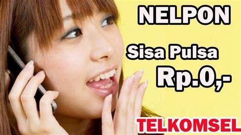 Cara Nelfon Tanpa Pulsa (rp0,) Dg Telkomsel Youtube