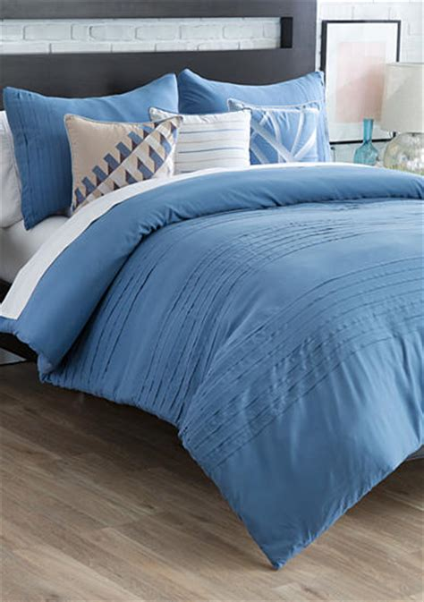 35314 new belks bedding quilts new directions vince dusty blue xl bedding collection